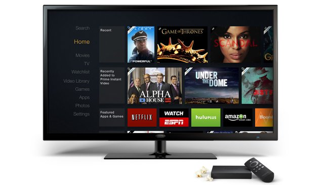 digital entertainment marketing amazon fire tv