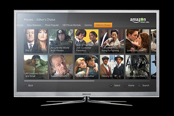 digital entertainment marketing - amazon hbo