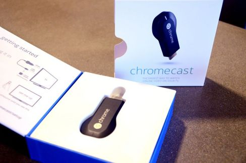 digital entertainment marketing chromecast