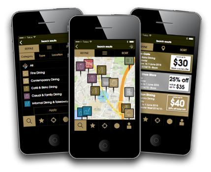 digital entertainment marketing entertainment voucher app
