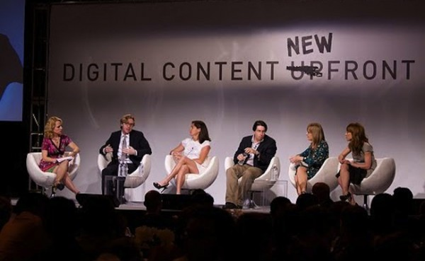 digital entertainment marketing newfront