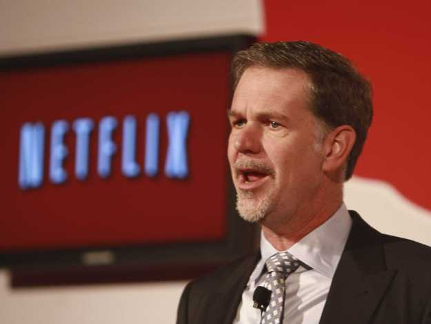 digital entertainment marketing netflix reed hastings