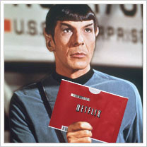 digital entertainment marketing post netflix star trek