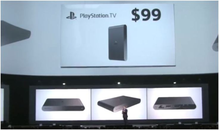 digital entertainment marketing sony launch playstation tv