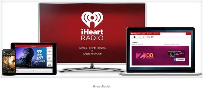 i heart radio digital entertainment marketing
