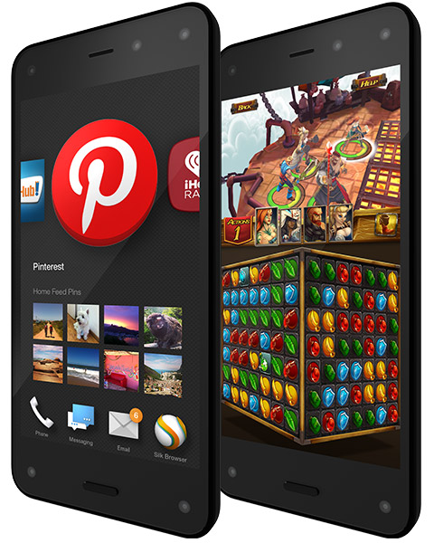 digital entertainment post marketing amazon fire phone