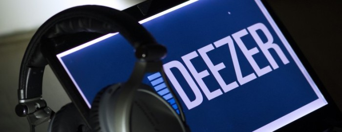 digital entertainment post marketing deezer