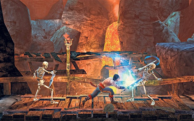 Playjam hopes to bring classic games like Prince of Persia to the TV market