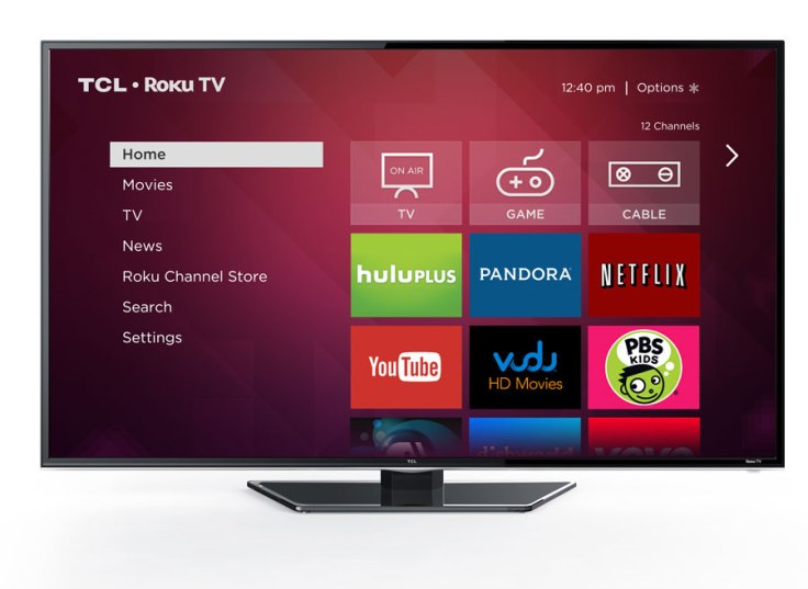 digital entertainment post marketing roku tv tcl