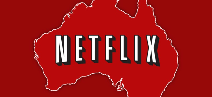digital entertainment post netflix australia