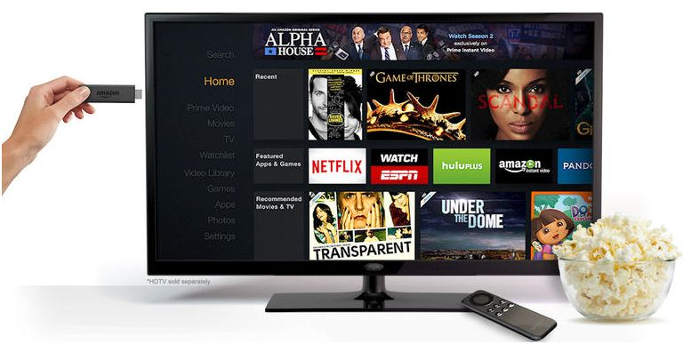 #Amazon Said to Weigh Creating a Online Pay-TV Service (Bloomberg)