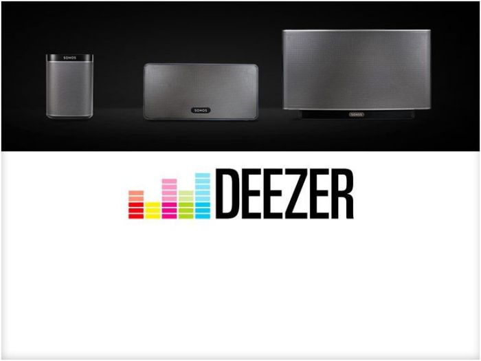 digital entertainment post sonos deezer