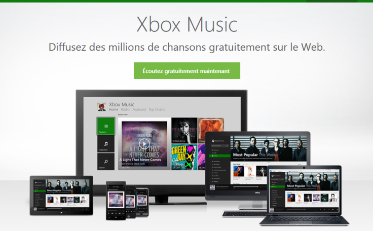 digital entertainment post xbox music