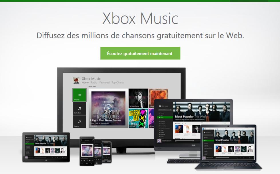digital entertainment post xbox music