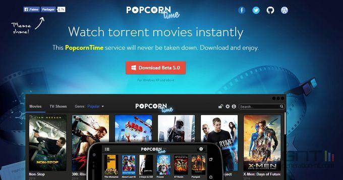 digital entertainmennt post popcorn time