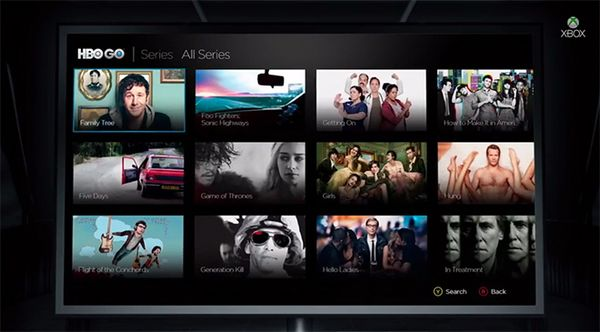 Xbox One Gets HBO Go