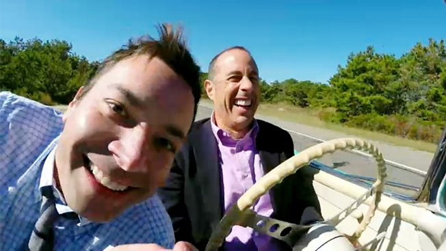 Crackle may be best known for the series Comedians in Cars Getting Coffee | Crackle