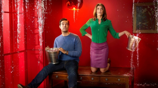 Catch the first episode of Catastrophe on Facebook tonight, and Season 1 on Amazon Prime on Friday. Amazon Studios