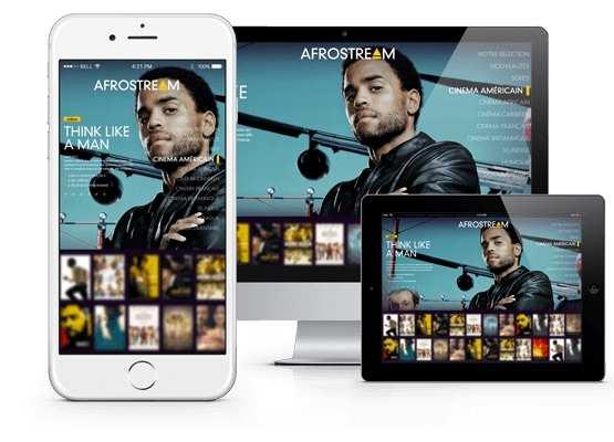 Le service par abonnement d'Afrostream sera disponible à la rentrée sur ordinateur, smartphone et tablette. - DR