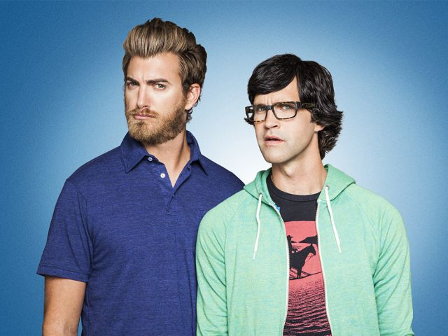 ouTube stars Rhett and Link, who distribute their videos via Collective Digital Studio.