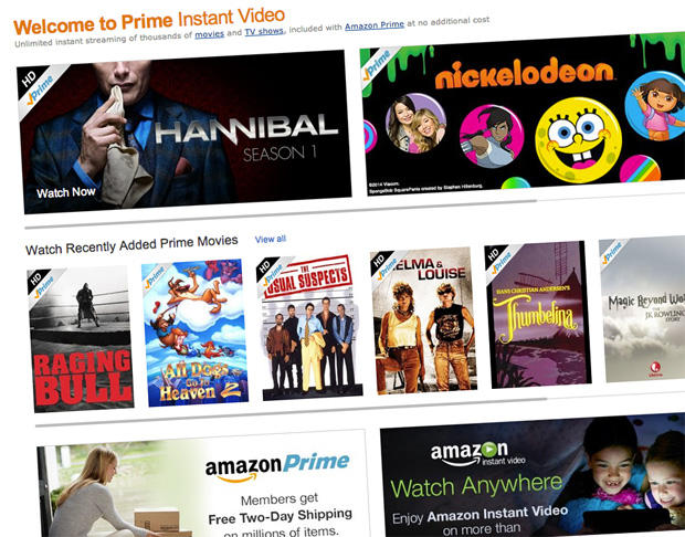 Amazon Prime is set to offer video streaming in Japan.